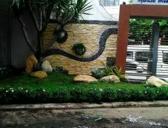 Non bộ sân vườn ở Vũng tàu
