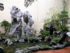 04 loại đá phổ biến dùng trong thiết kế hòn non bộ