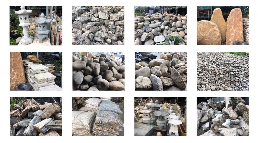 sỉ và lẻ các loại đá